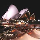 Sydney Opera House by Coloursofnature