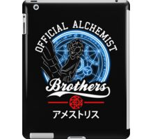 Official Alchemist Brothers iPad Case/Skin