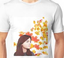 Clara Oswald: Impossible Girl Unisex T-Shirt