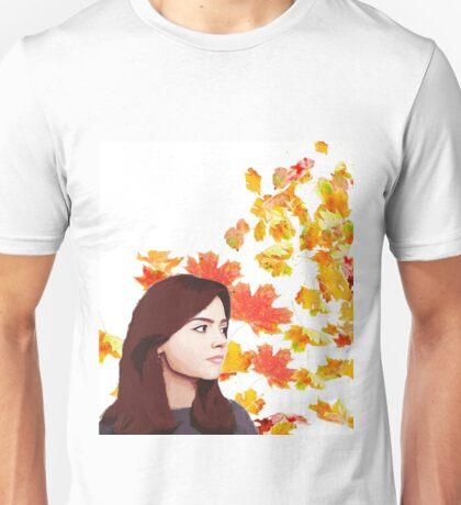 Clara Oswald: Impossible Girl Unisex T-Shirt