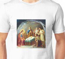Jerusalem Nativity Scene Unisex T-Shirt