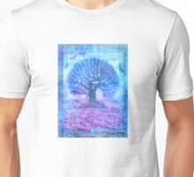 Tree of Life - pink and purple Unisex T-Shirt