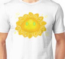 The Mystical Sunflower Unisex T-Shirt