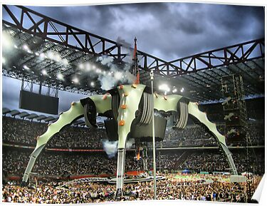 U2 - 360° by Luca Renoldi