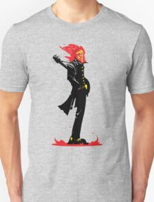 Meet me at the Crossroads and I'll make you a deal... Unisex T-Shirt