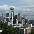 Seattle, Washington Skyline by Loisb