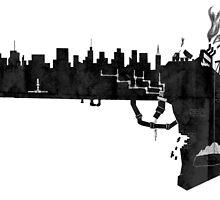 The city is a Gun by stobi