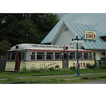 Farmers Diner Photographic Print