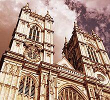 Westminster Abbey by Brendan Buckley