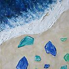 Sea Glass  by Kimberly  Daigle