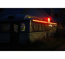 The Farmers Diner Photographic Print