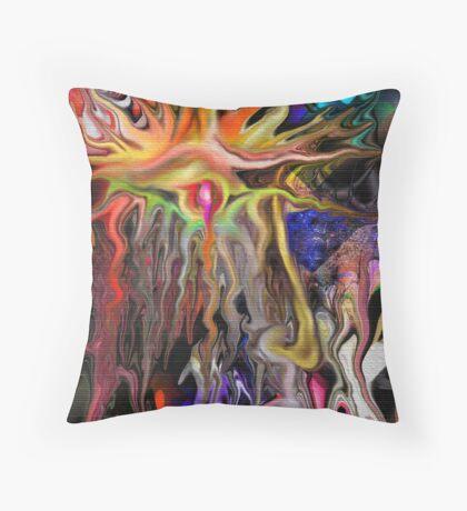 Alberich the Sorcerer Throw Pillow