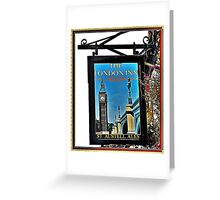 All Things Pubs Greeting Card