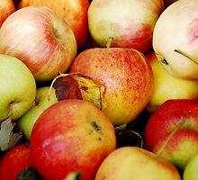 Apples by vbk70