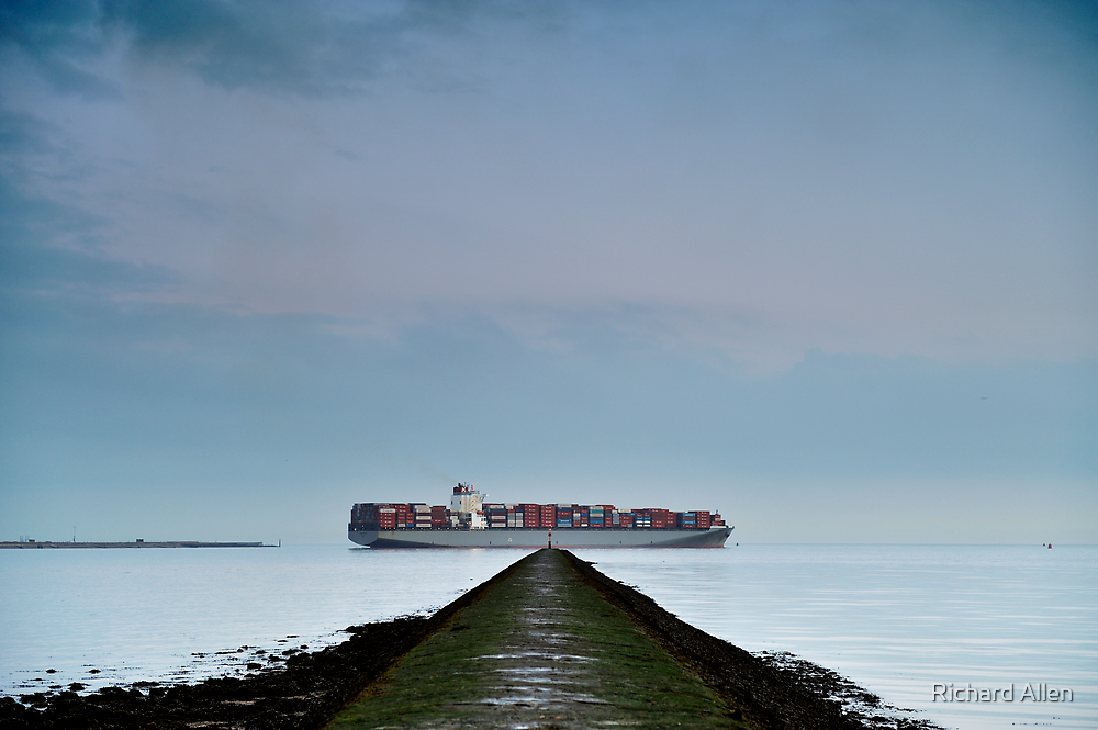 Harwich - Cargo by Lea Valley Photographic