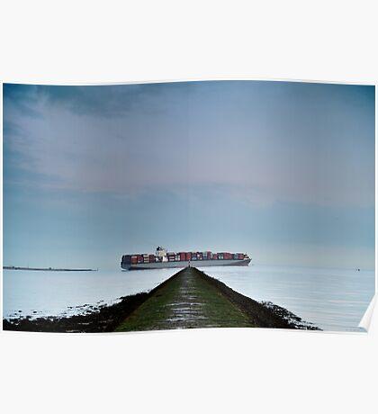 Harwich - Cargo Poster