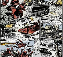 ACTION FORCE: RED JACKAL PAGE 3 COLOURED by morphfix