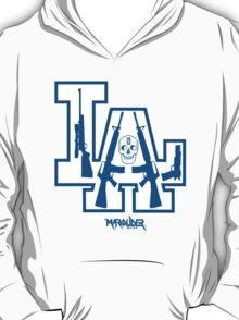 LA Baseball, Hardcore Style! T-Shirt