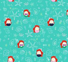 Ariel Pattern by LaurasLovelies