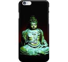 Buddha of Compassion 3 - Design 2 iPhone Case/Skin