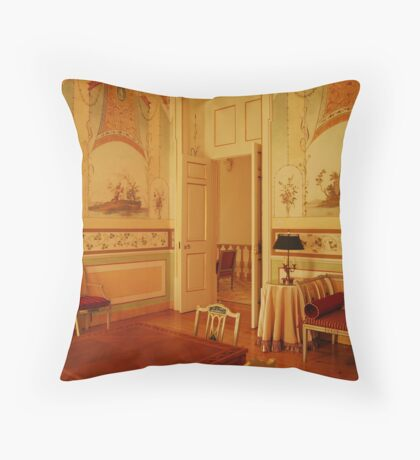 Palace Seteais-Sintra, Portugal Throw Pillow