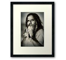God is One Framed Print