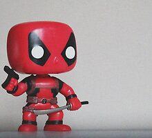 Deadpool Funko Pop! by jcartwork05