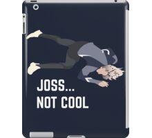 Joss, U O us iPad Case/Skin
