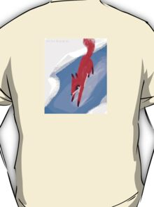 Slippery Red Fox T-Shirt