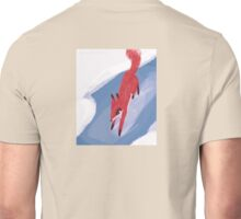 Slippery Red Fox Unisex T-Shirt