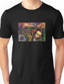 Frida and Mexico Unisex T-Shirt