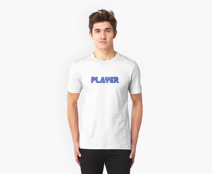 Player Sega by alarix