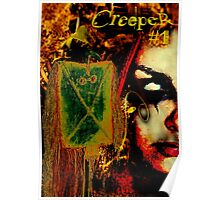CREEPER NO1 COVER Poster