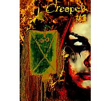 CREEPER NO1 COVER Photographic Print