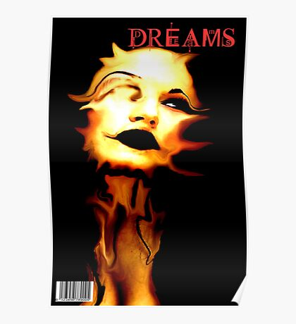 DREAMS COVER Poster