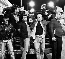 Boston Crew, 1981 by gailrush
