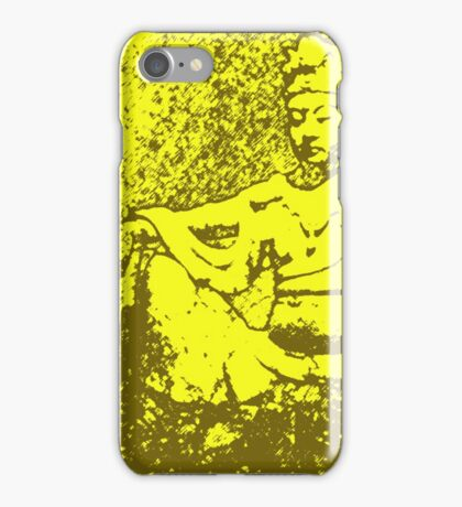 Buddha of Compassion 2 - Design 3 iPhone Case/Skin