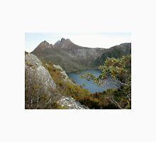 Dove Lake from Hansons Saddle, Cradle Mountain,Tasmania,Australia. Unisex T-Shirt