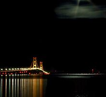 Mackinac at Midnight by Karri Klawiter