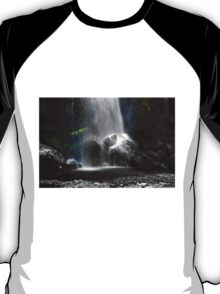 El Chorros Waterfalls of Giron X T-Shirt