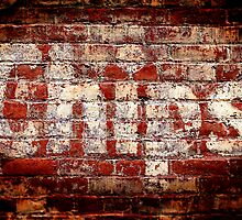 Chips Brick Wall by Henrik Lehnerer