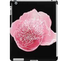 Peony flower iPad Case/Skin