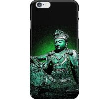 Buddha of Compassion 2 - Design 1 iPhone Case/Skin