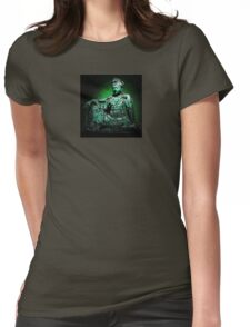 Buddha of Compassion 2 - Design 1 Womens Fitted T-Shirt