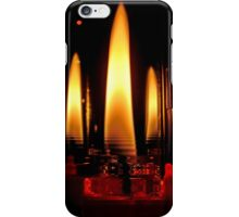 Water Candles iPhone Case/Skin