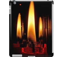 Water Candles iPad Case/Skin