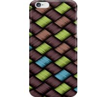 Weave texture iPhone Case/Skin