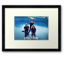 Lords Of Dogtown Framed Print