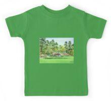 Augusta National Golf Course Kids Tee