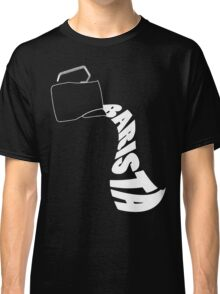 Barista Pitcher Classic T-Shirt